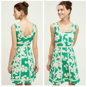 Anthropologie Maeve Emma Mini Dress